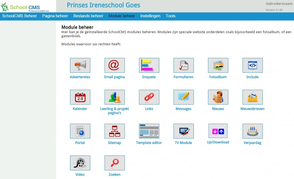 Prinses Ireneschool Goes