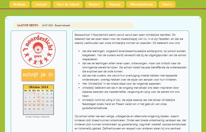 Basisschool 't Noorderlicht Goes