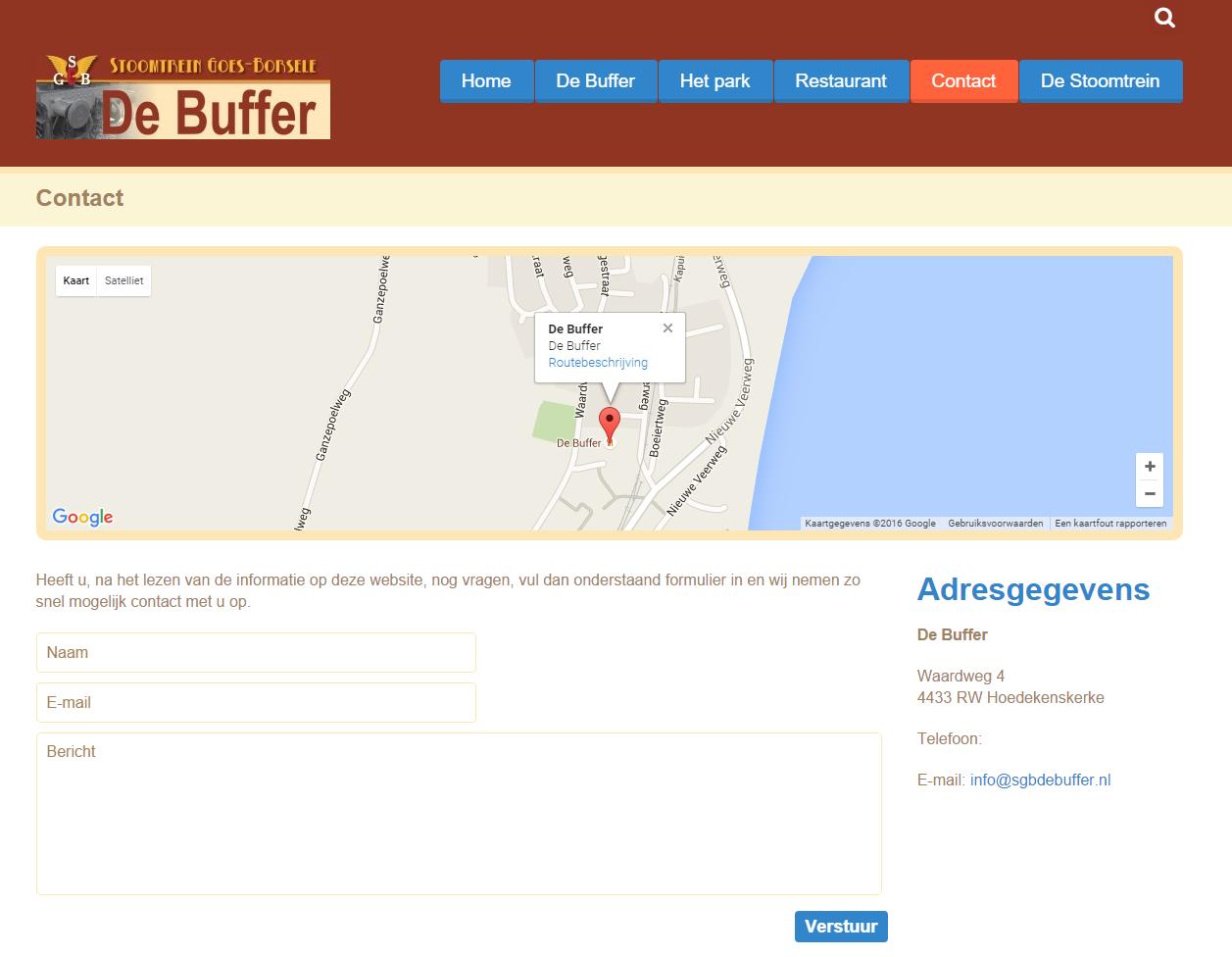 SGB De Buffer